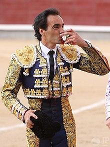 El Cid torero  Wikipedia la enciclopedia libre