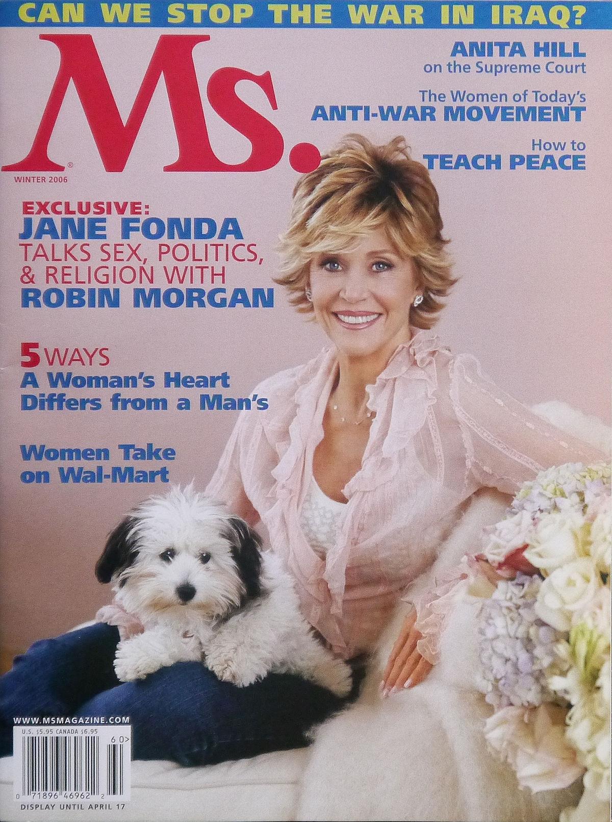 Jane Fonda Vikipedi
