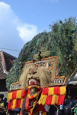 Tari Reog : Category:Reog, Ponorogo, Wikimedia, Commons