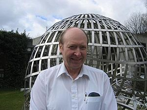Robert Charles Vaughan at Workshop: Analytic N...