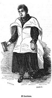 Sacristn  Wikipedia la enciclopedia libre