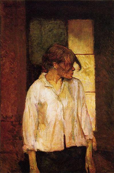 by Henri de Toulouse-Lautrec (French, 1864-1901)