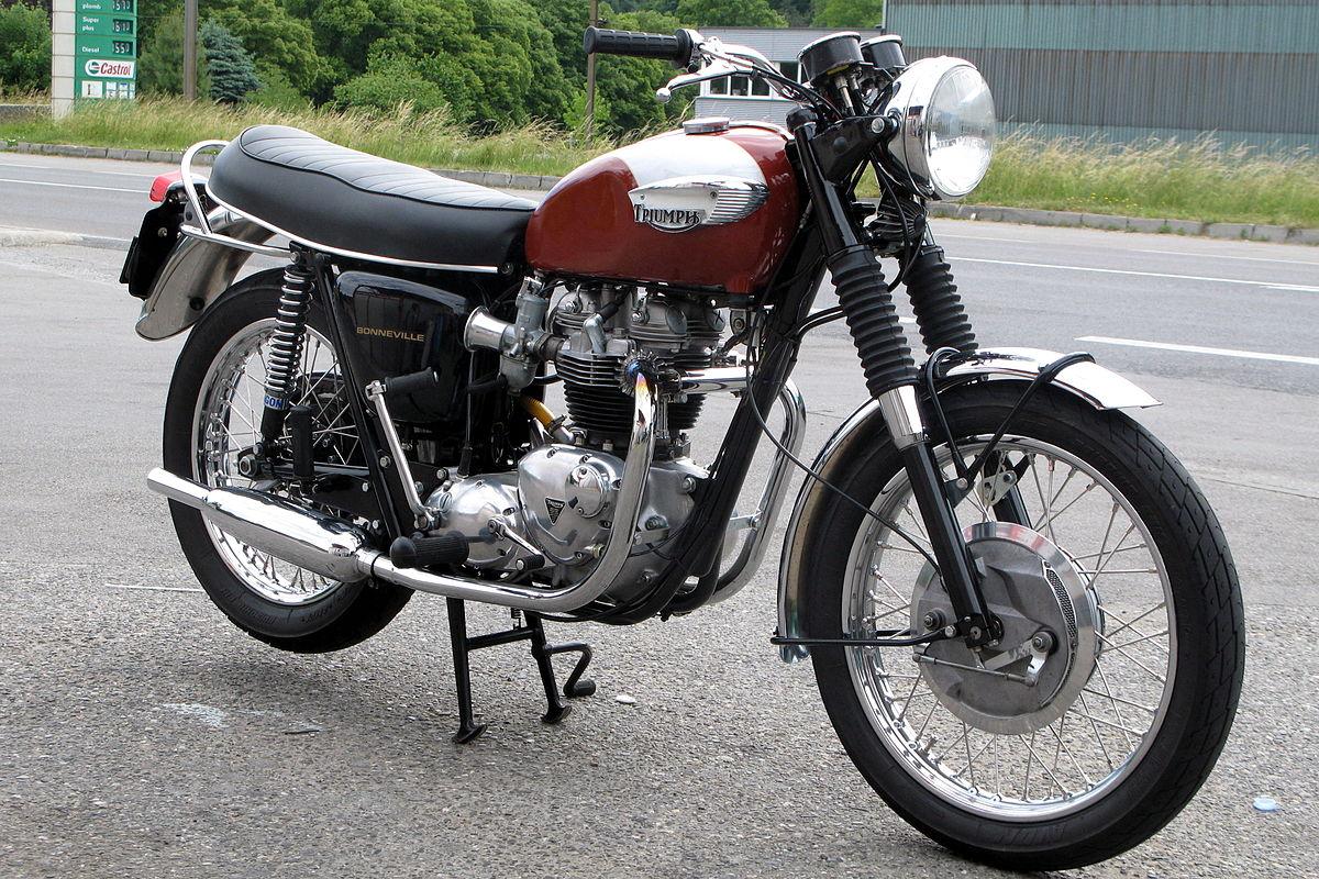 T140 750 1976 Bonneville Triumph