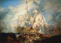 File Turner Battle Of Trafalgar 1822 - Wikipedia