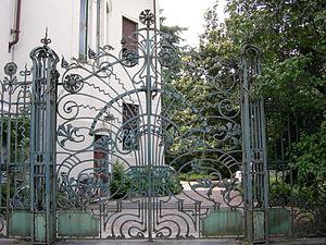 Villa Simonetti or Villa Simonini. Lucca, Tuscany.