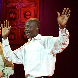 William Kamkwamba at TED in 2007
