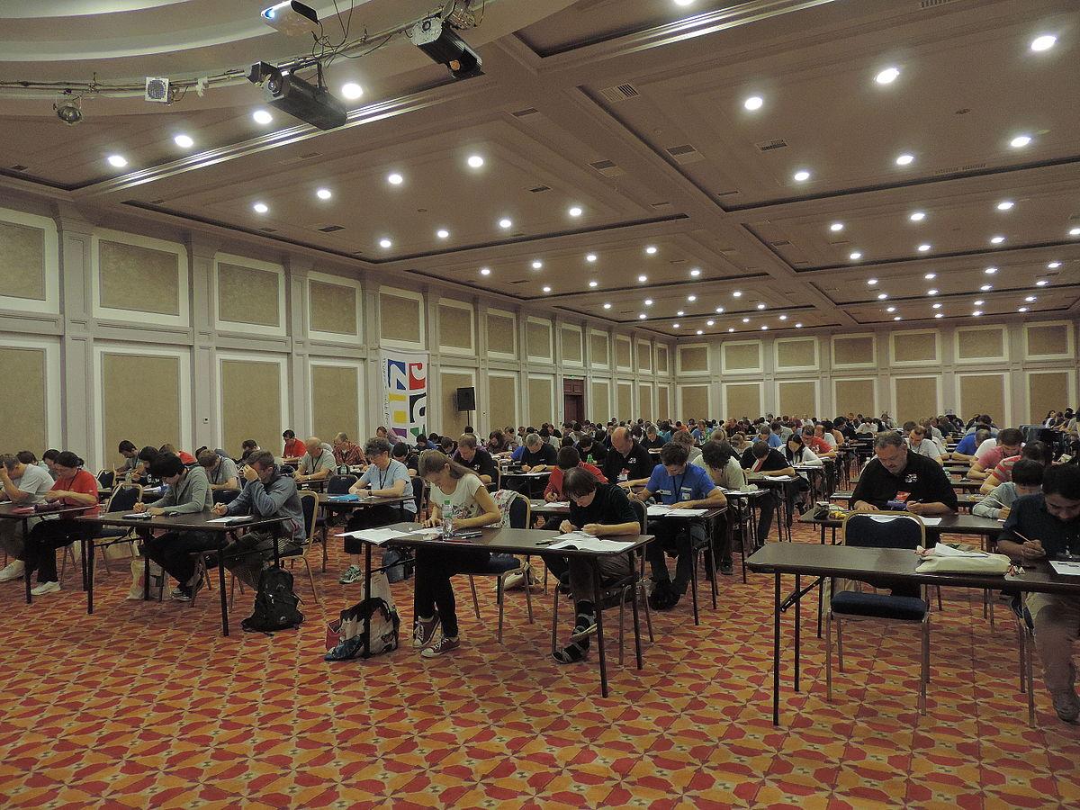 World Sudoku Championship  Wikipedia