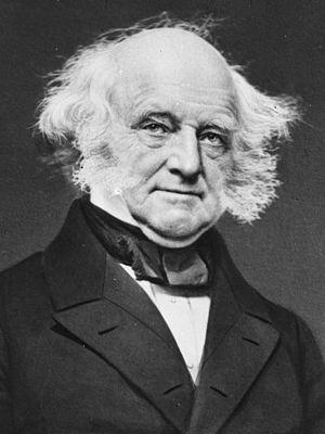 Martin Van Buren. Library of Congress descript...
