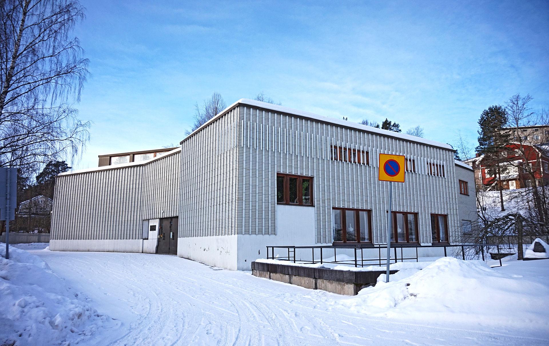 Museo Alvar Aalto  Wikipedia