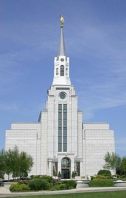 Templo de Boston  Wikipdia a enciclopdia livre