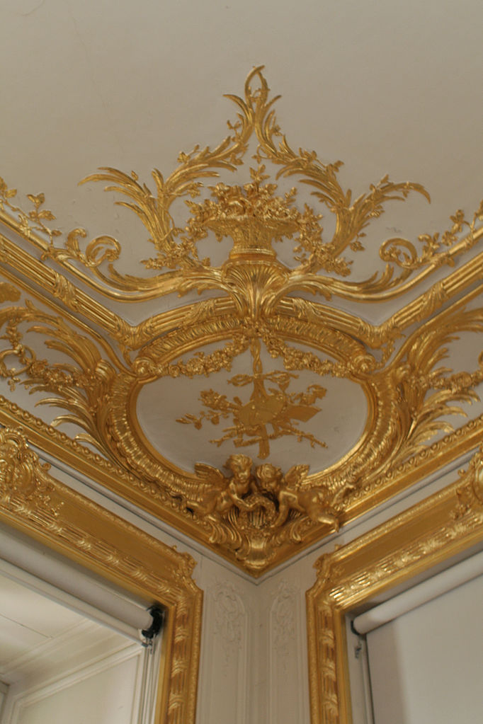 Dining Room Ceiling Murals