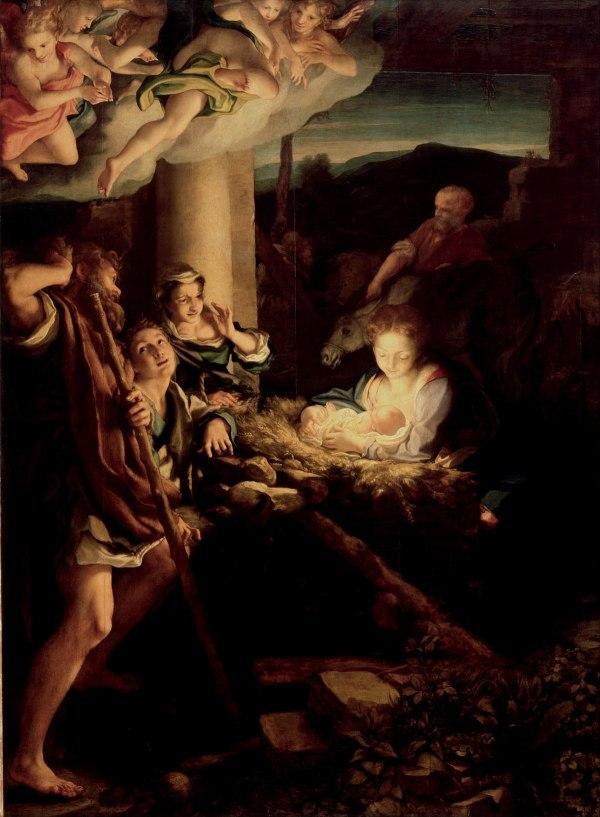Nativity Correggio - Wikipedia