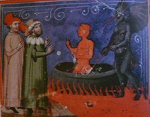 English: Dante's Inferno