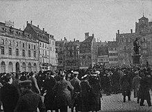 Novembre 1918 en AlsaceLorraine Wikip233dia