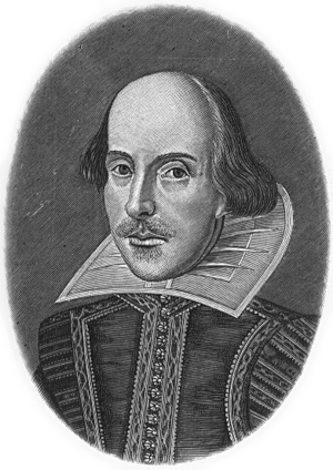 English: William Shakespeare (1564-1616)