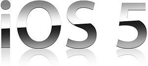 中文(繁體): iOS 5 的標誌