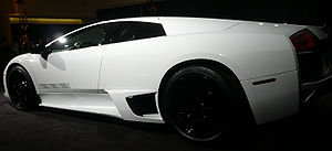 Lamborghini Murcielago LP640 Versace Edition a...