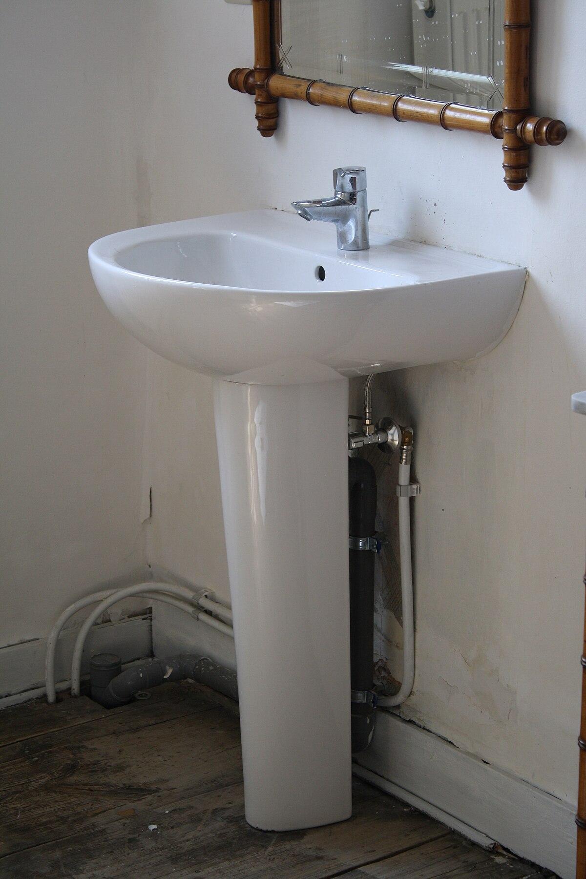 Lavabo Sanitaire Wikipedia