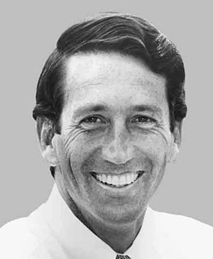 Mark Sanford, governor of South Carolina