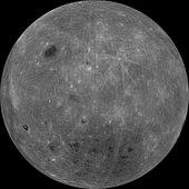 चन्द्रमा की पृथ्वी से विपरित ओर का भाग