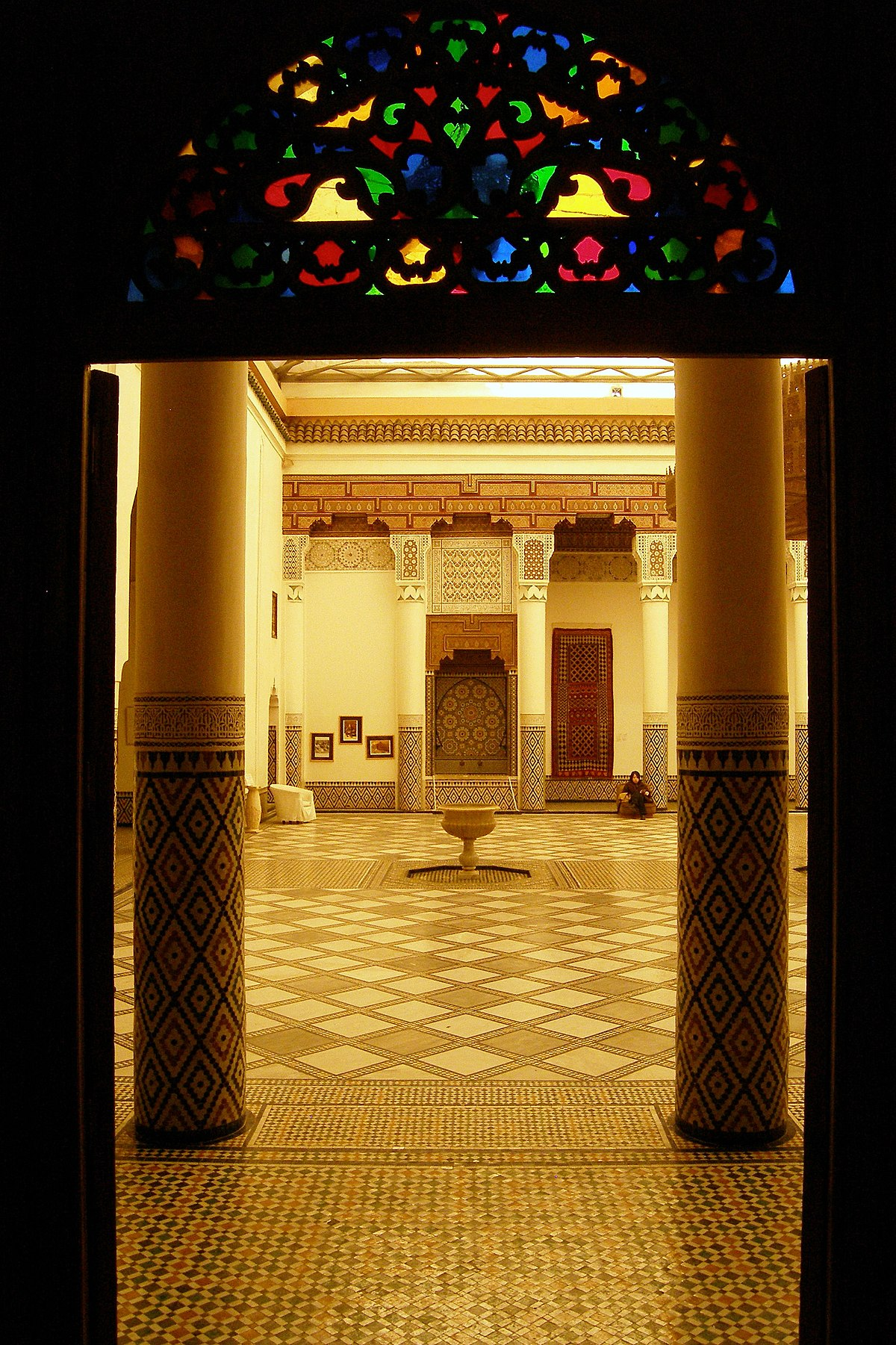 Marrakech Museum  Wikipedia