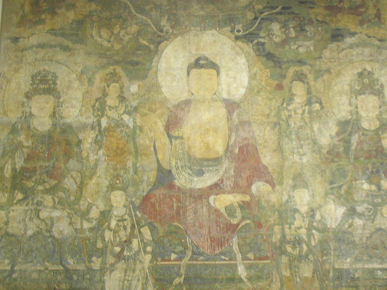 FilePure Land of Bhaisajyaguru Yuan DynastyJPG  Wikipedia