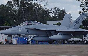 Royal Australian Air Force F/A-18F Super Horne...