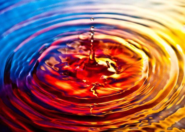 「漣漪效應 (ripple effect)」