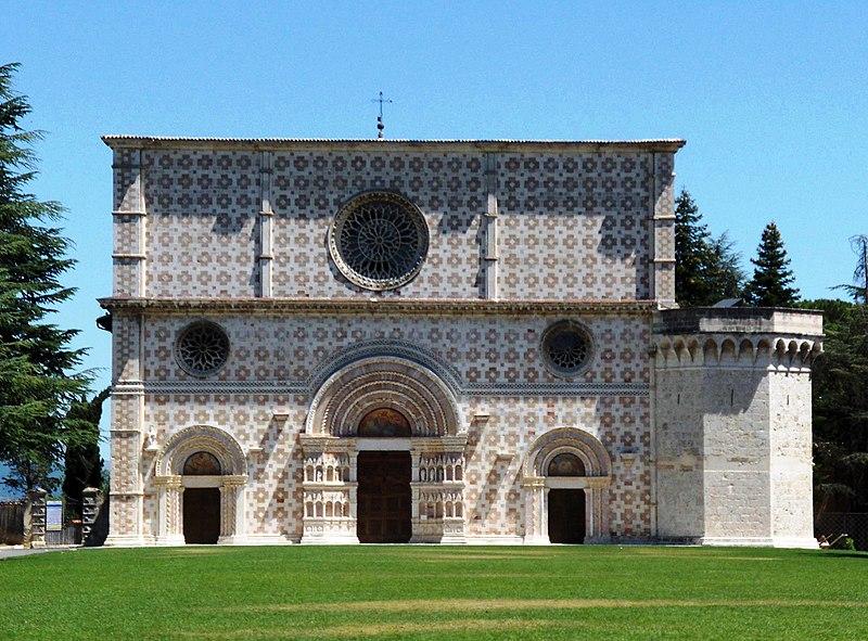 Basilica Santa Maria di Collemaggio