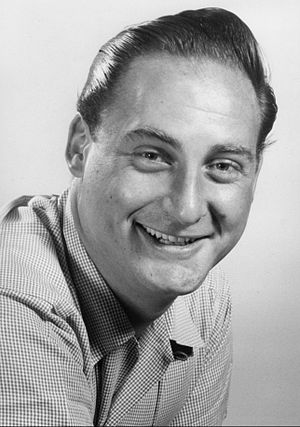 Publicity photo of Sid Caesar from his televis...
