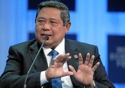 Susilo Bambang Yudhoyono, Photo von Sebastian Derungs