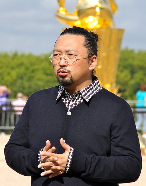 File:Takashi Murakami at Versailles Sept. 2010 (crop).jpg