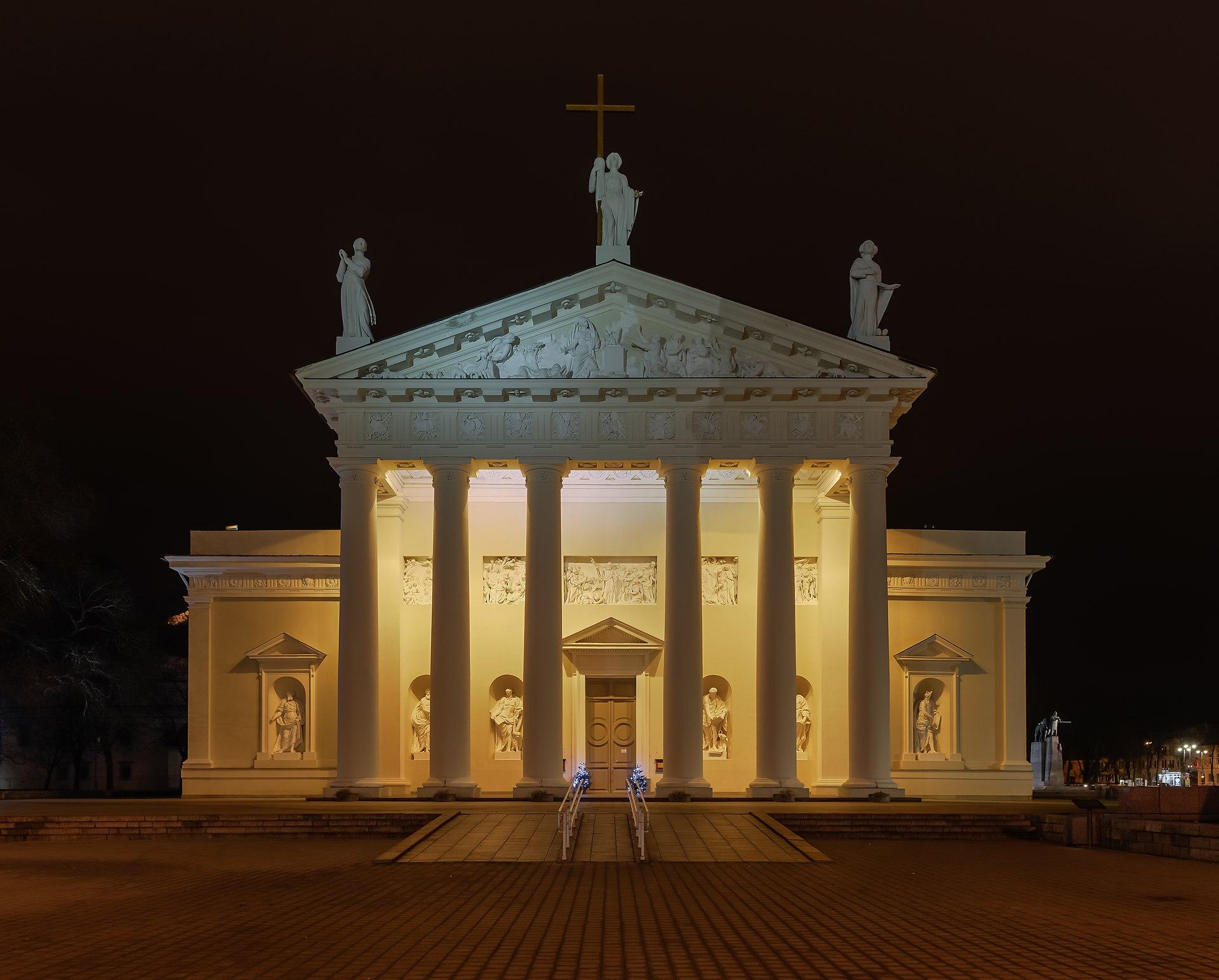Vilnius Cathedral  Wikipedia
