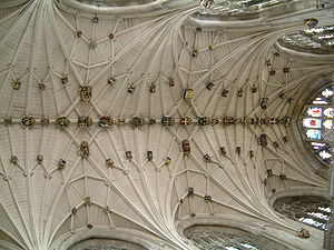 English: Winchester Cathedral, Winchester, Eng...
