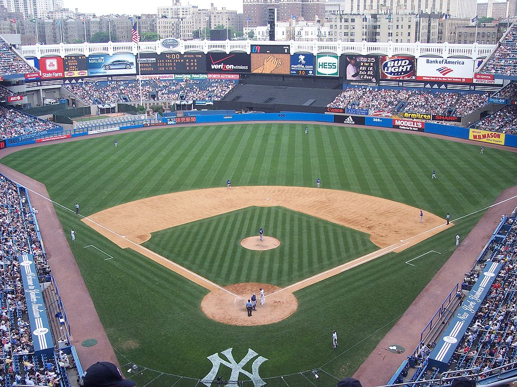 Estadio de Hilltop Park, NY Yankees