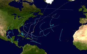 1949 Atlantic hurricane season  Wikipedia