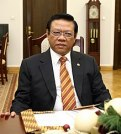 Agung Laksono Senate of Poland.JPG