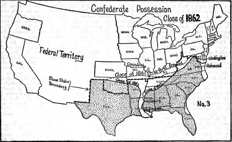 The Encyclopedia Americana (1920)/Civil War in America