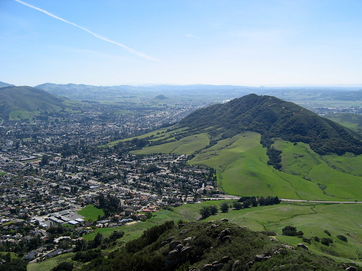 San Luis Obispo County, California  Wikipedia