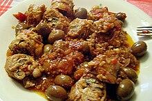Cucina sarda  Wikipedia