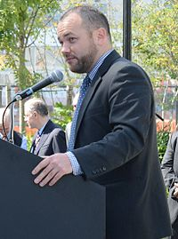 Corey Johnson politician  Wikipedia