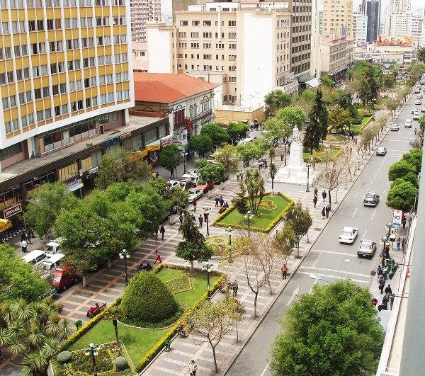 Paseo Del Prado La Paz - Wikipedia Enciclopedia Libre