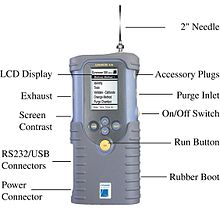 electronic nose wikipedia