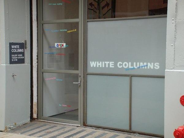 White Columns Gallery