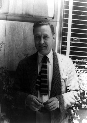 F. Scott Fitzgerald, photographed by Carl van ...