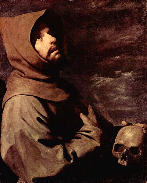 Saint François d`Assise