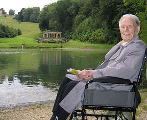 Photo of Harry patch