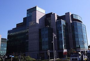 International Financial Services Centre Dublin