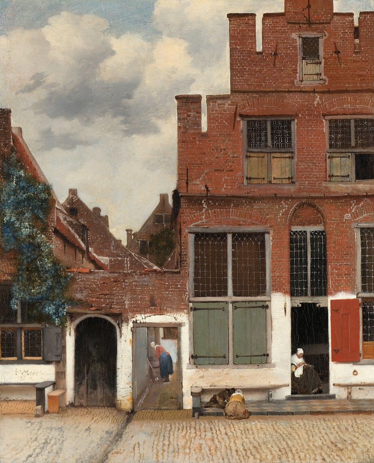 Stradina di Delft  Wikipedia