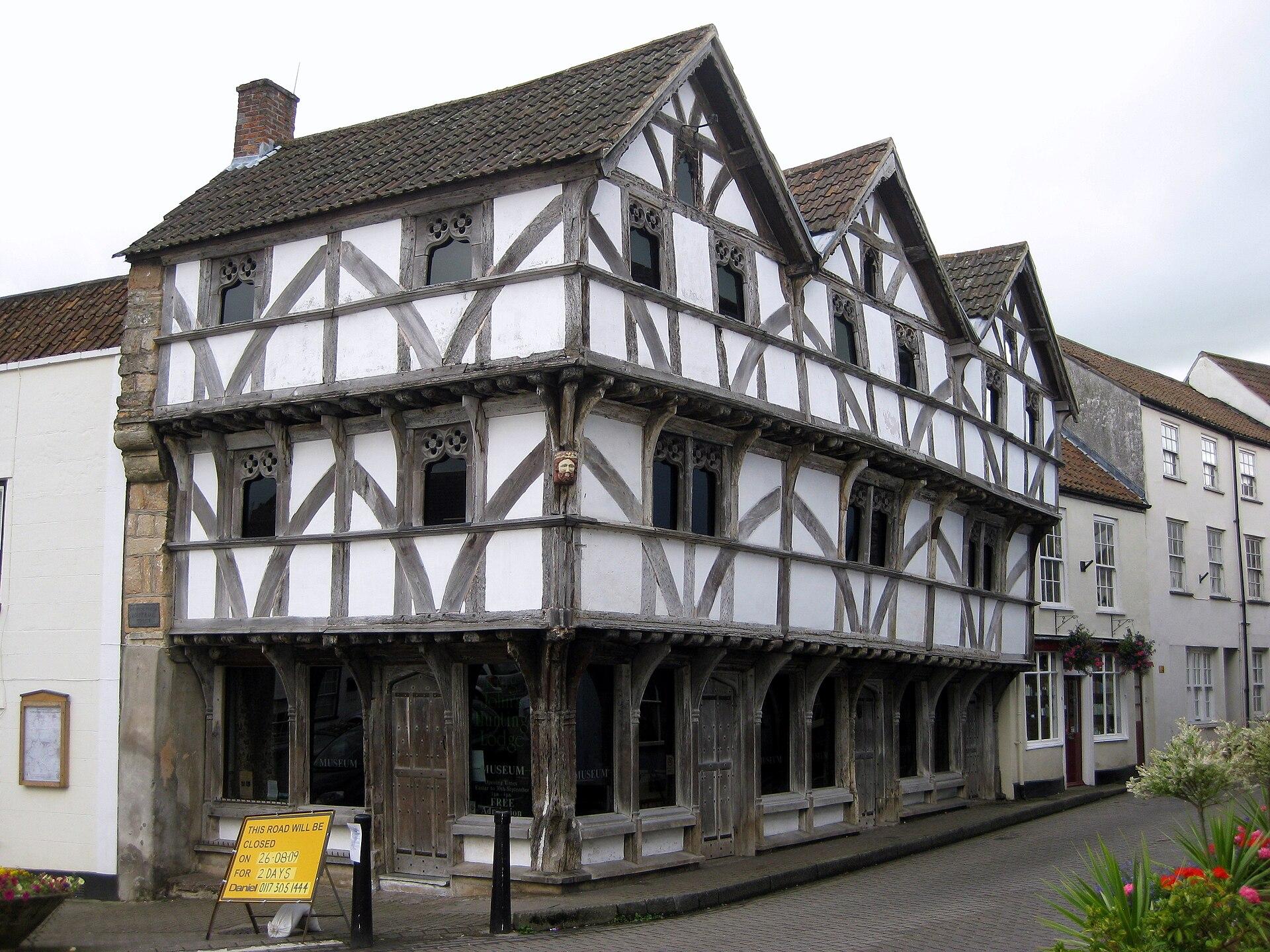 King Johns Hunting Lodge Axbridge  Wikipedia
